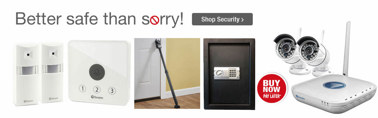 Be sure you're better safe than sorry with security enhancements from Stonebery.