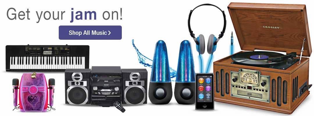 Get your jam on with great gadgets for music lovers!