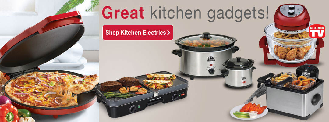 Shop our selection of great kitchen gadgets!