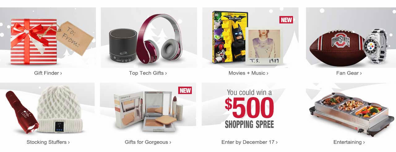 So many ways to shop and find the perfect gift for your loved ones this holiday season. Start exploring!