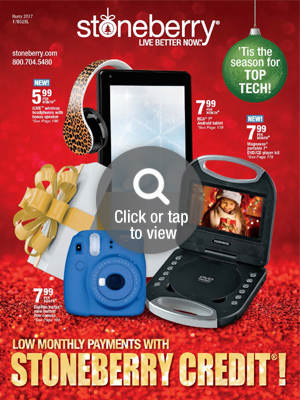 Browse the Hurry Holiday 2017 Online Catalog