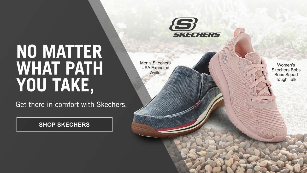 SO COMFORTABLE - Shop Skechers