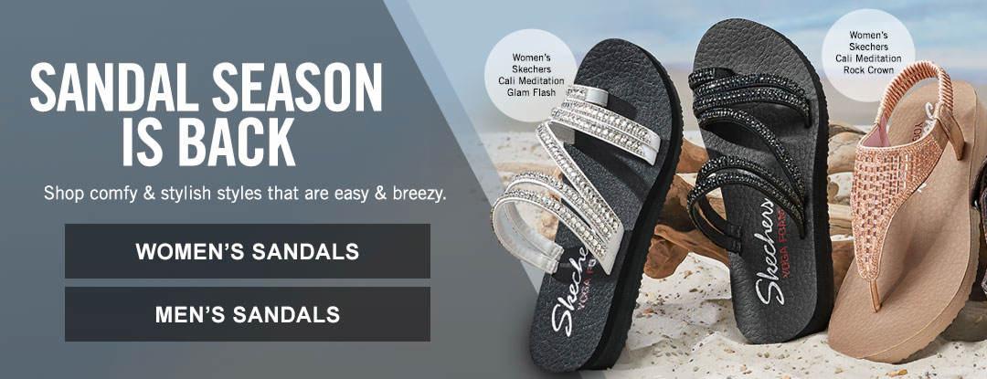 SANDAL SEASON IS BACK - Shop Women's & Men's Sandals