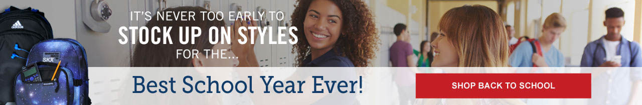 Stock Up on Style for the Best School Year Ever!