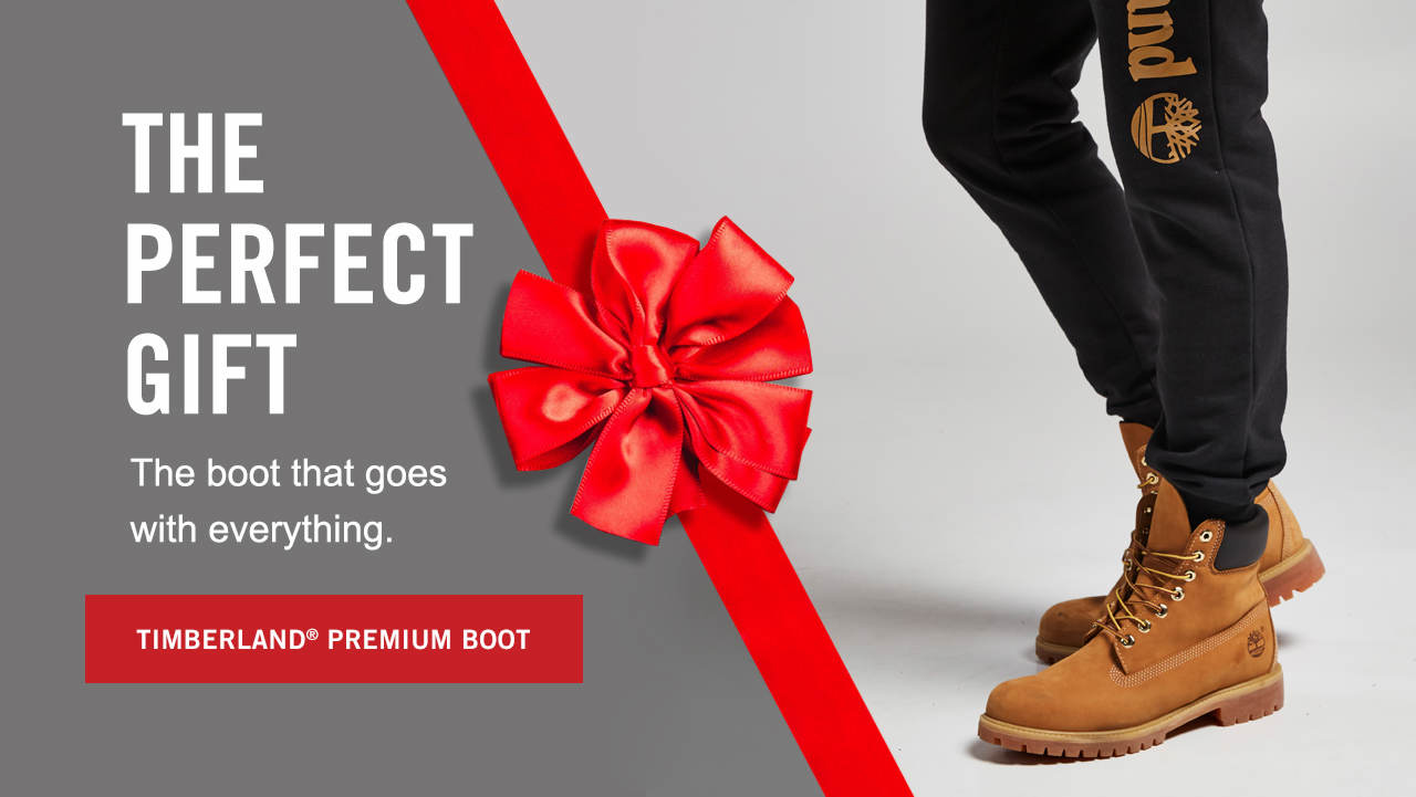 The Perfect Gift - Timberland® Boots