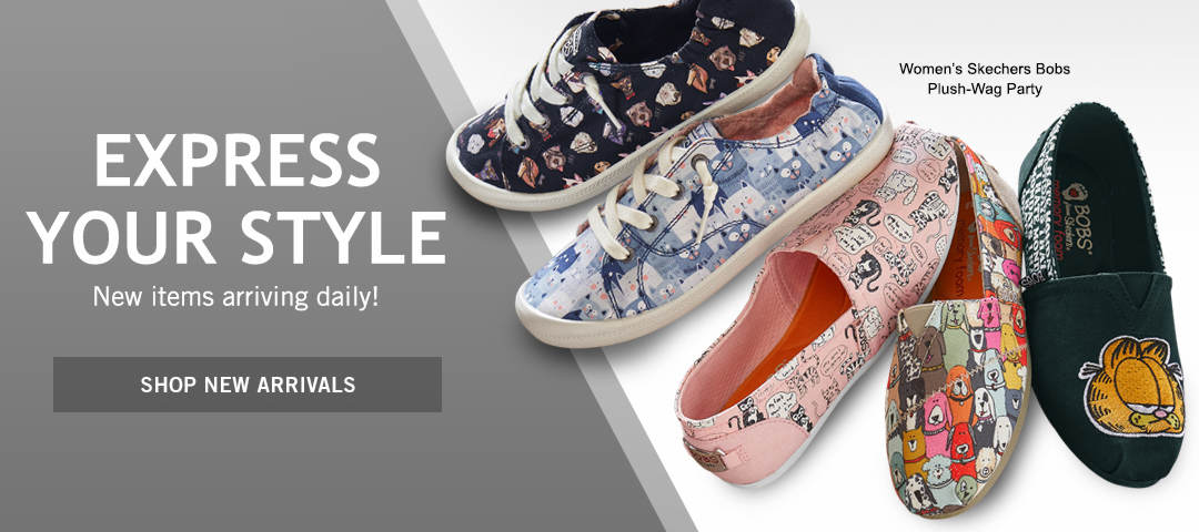 Express Your Style - New Items Arriving Daily!