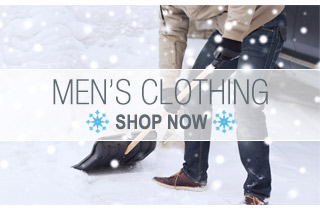Men's Winter Clothing Styles - Shop Now.