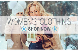 Women's Winter Clothing Styles - Shop Now.