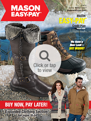 Browse the Early Winter 2017 Online Catalog