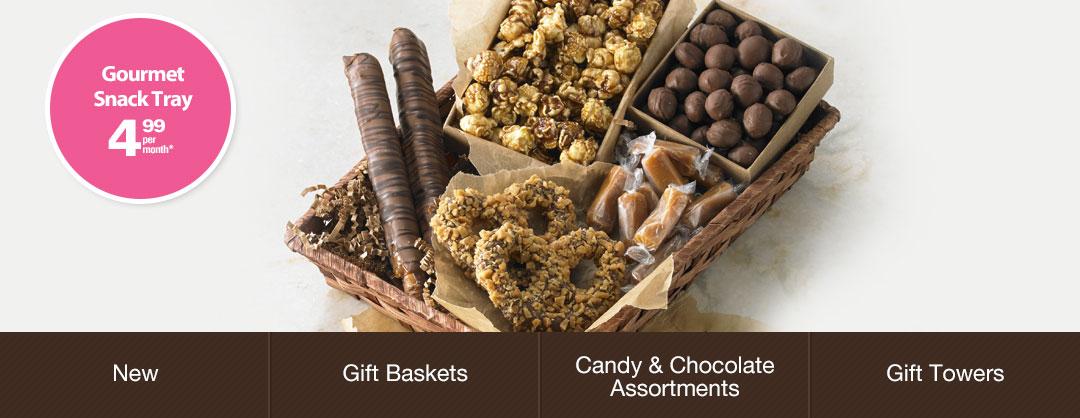 Assortments & Baskets