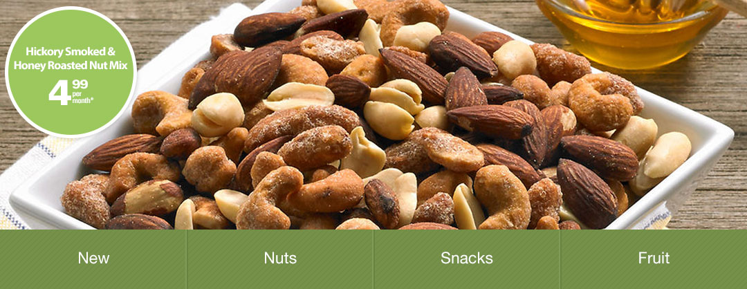 Nuts & Snacks