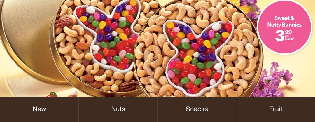 Nuts & Snacks