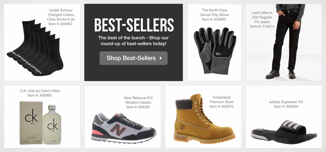 Shop Men's Best-Sellers