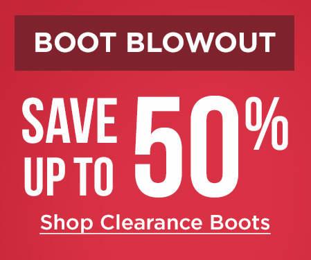 Shop Boots on Sale