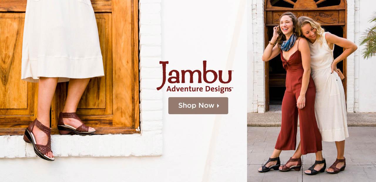 Shop New Arrivals From Jambu!