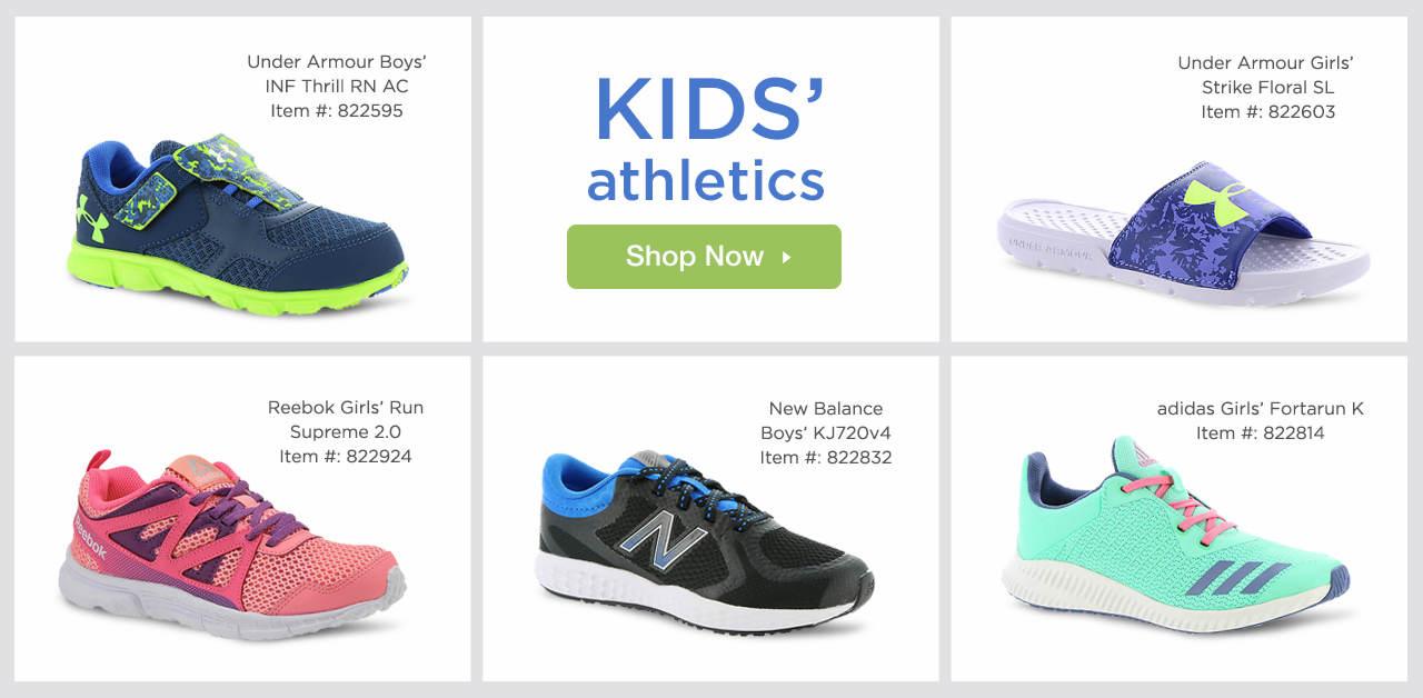 Shop Kids' Athletics
