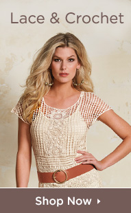 Shop Lace and Crochet Clothing®