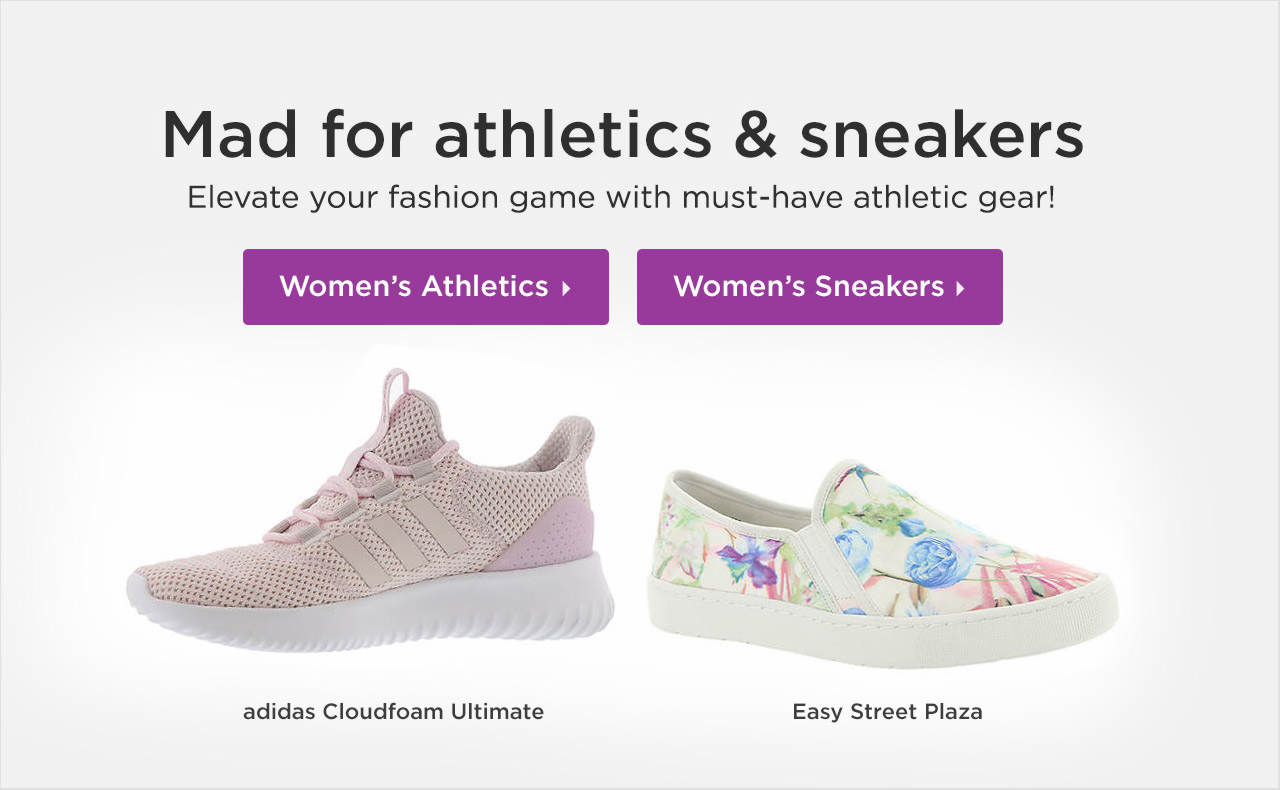 Shop Women's Athletics and Sneakers