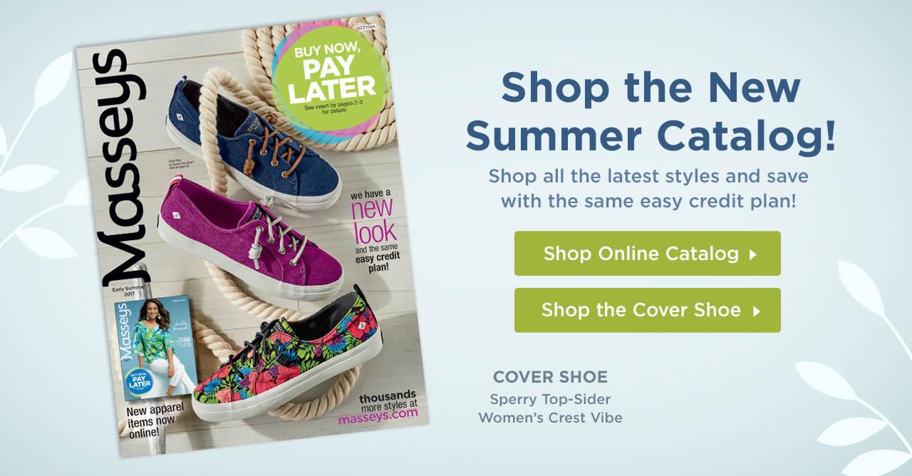 Shop the New Catalog