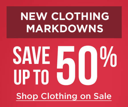 Shop Women's Clothing on Sale