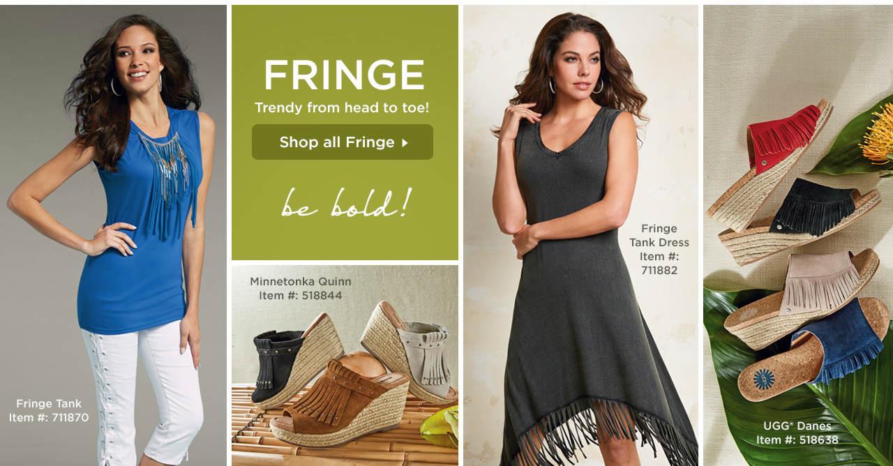 Shop Women's Fringe