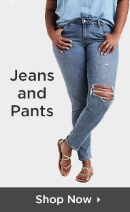 Shop Women's Plus Jeans and Pants