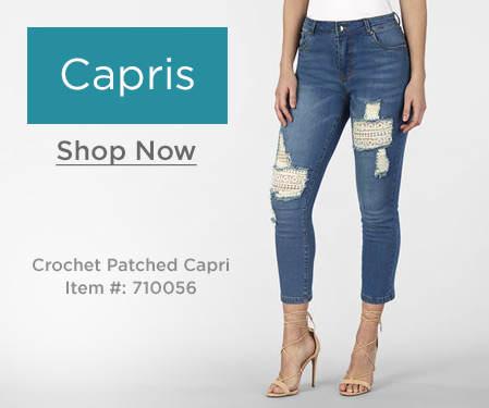 Shop Women's Capris