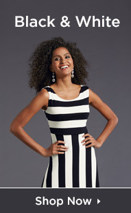 Shop Women's Black and White Clothing