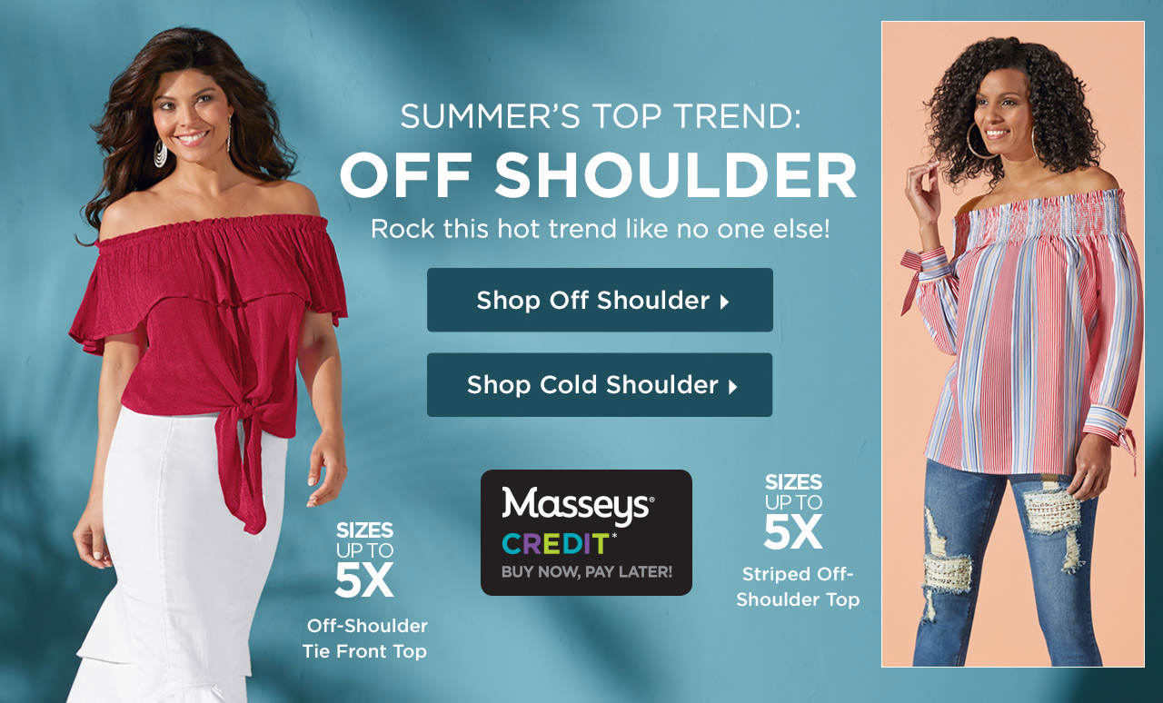 Shop Off Shoulder Tops