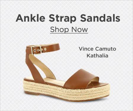 Shop Women's Ankle Strap Sandals