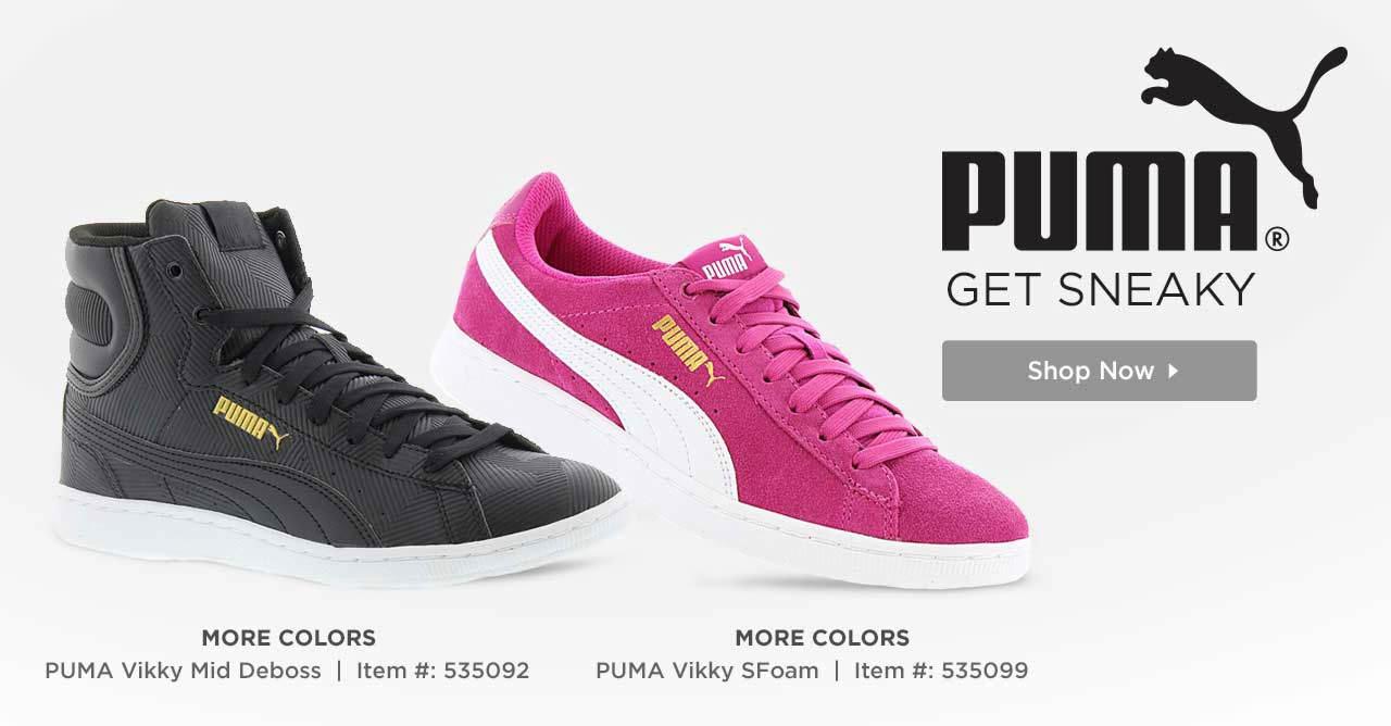 Shop PUMA Sneakers