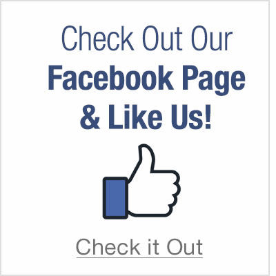 Check Us Out and Like Us on Facebook!