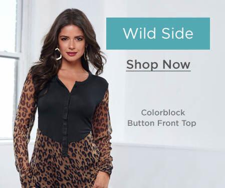Shop Leopard Clothing