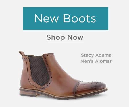 Shop Men's New Boots
