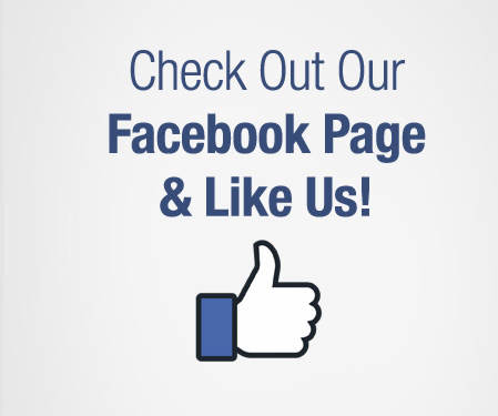 Check Out Our Facebook Page and Like Us!