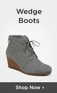 Shop Wedge Boots