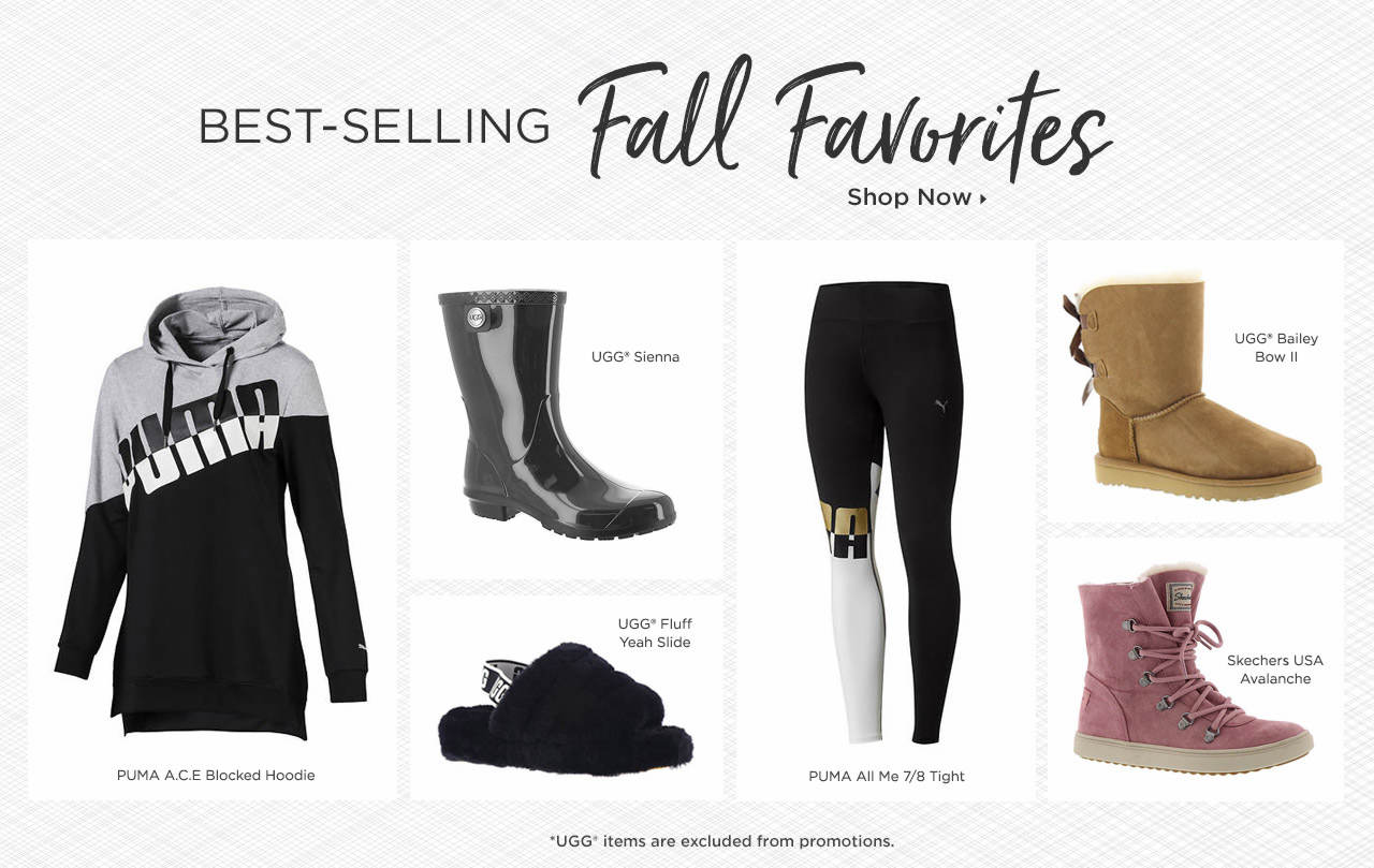 Best-Selling Fall Favorites! Shop Now
