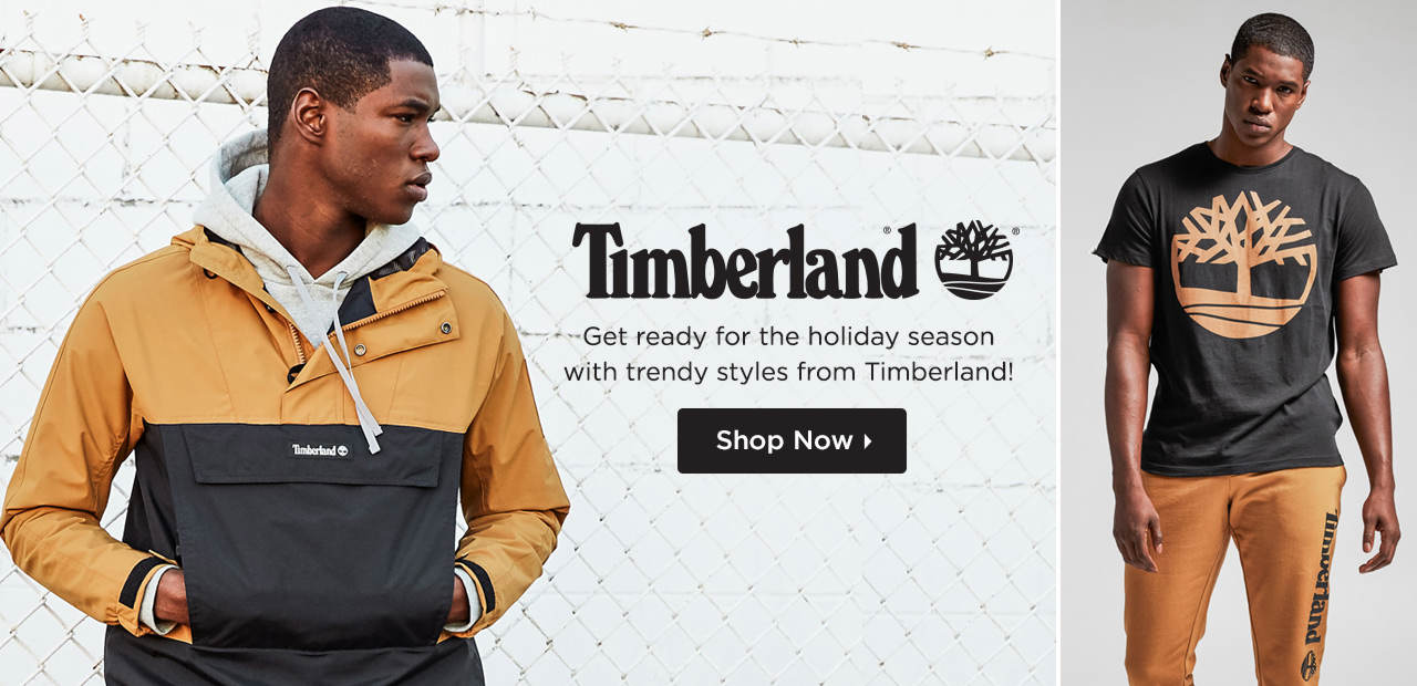Get ready for the holiday season with trendy styles from Timberland! Shop Now
