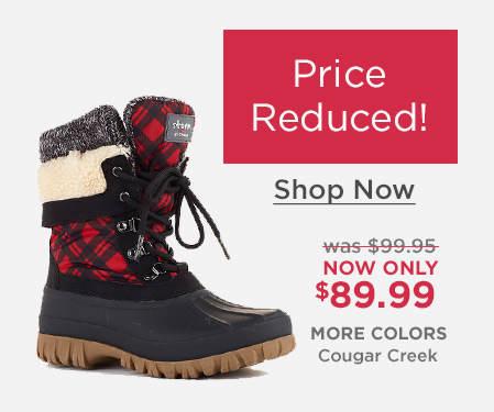 Shop Women's Cougar Creek