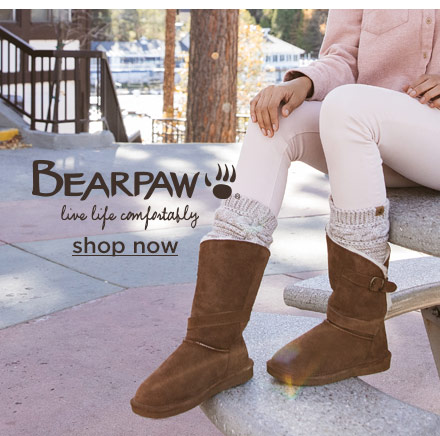 Shop BEARPAW