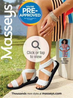 Browse the Late Summer Footwear Online Catalog