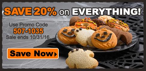 Save 20%* Use Promo Code 507-1035