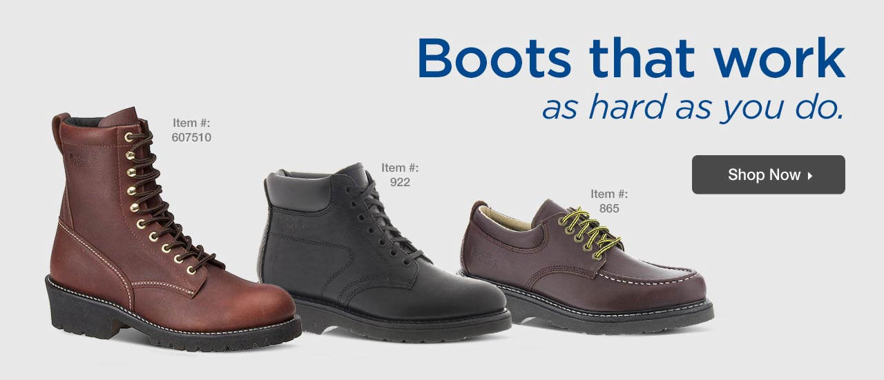 Boots That Work As Hard As You Do