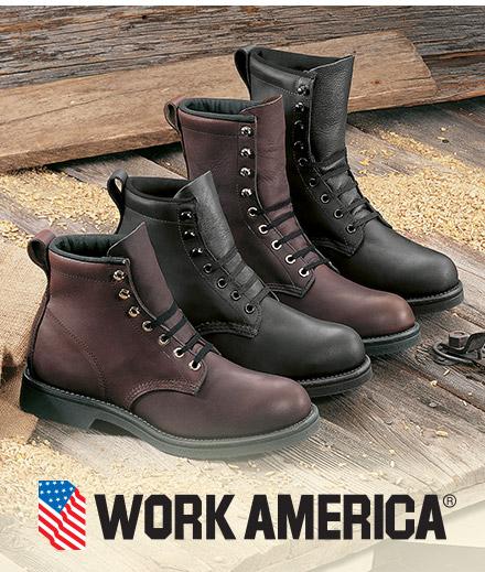 Shop Work America