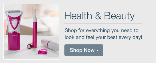 Shop Health & Beauty