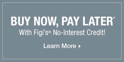 Buy Now, Pay Later With Figi's No-Interest Credit! Learn More