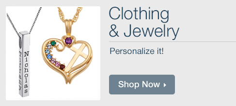 Shop Clothing & Jewelry