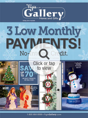 Browse the Holiday Preview Online Catalog