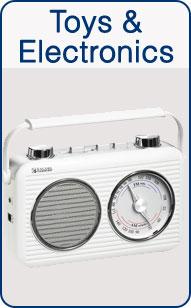 Toys & Electronics