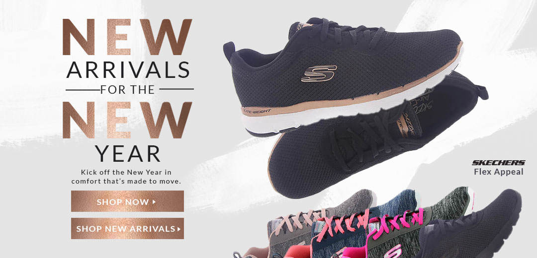 New arrivals for the New Year! Shop Now!